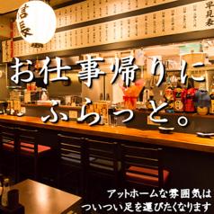 80円焼鳥 信長 水道橋店の雰囲気1