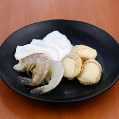 海鮮バター焼き