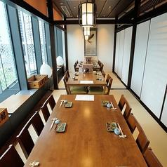 和食酒亭 神田さくま 大名古屋ビルヂング店の雰囲気1