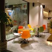 フラット カフェ FLAT CAFEの雰囲気2