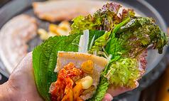 韓国料理 とんじゅんの写真