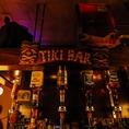 皆さんの楽しいひとときを約束します♪それが【Tikibar&Grill BEATNIK】