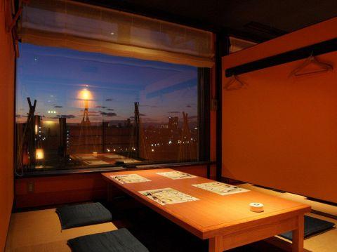 金沢でおいしい魚を食べたい!と言えばココ★金沢の街並を眼下に日本海の幸を味わう