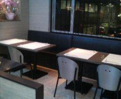 4~6名様×3テーブル。会話を楽しむなら!