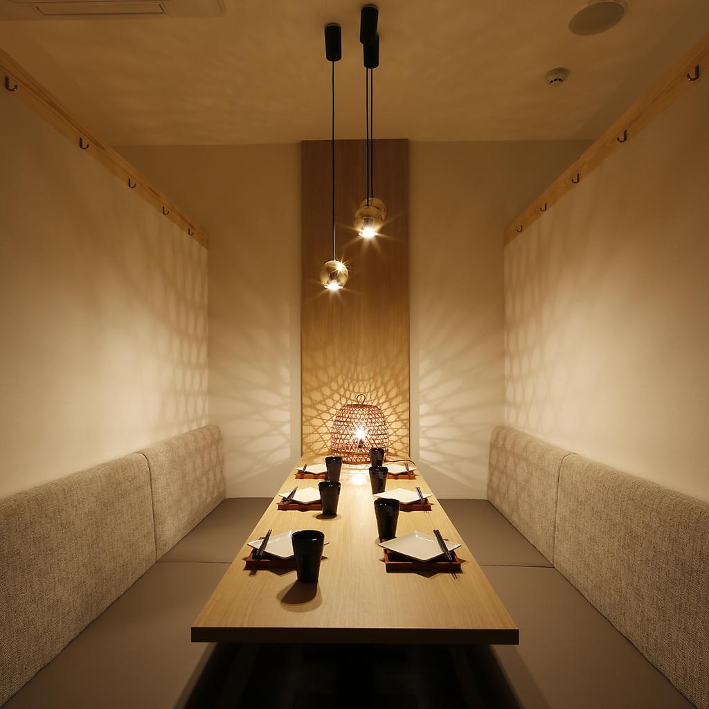 全席個室 お忍び居酒屋 焼き鳥と海鮮が美味い もぐもぐ 高松瓦町店|店舗イメージ8
