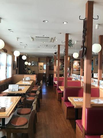 パスタとピザと石焼ステーキの店 レストラン シアトル