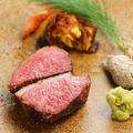 料理メニュー写真赤降りスペシャル オレイン55%