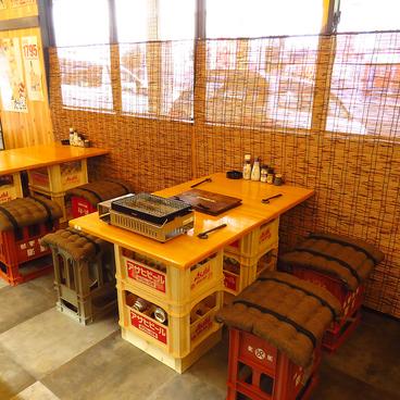 浜焼太郎 郡山店の雰囲気1