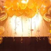 貸切パーティにバルーンで店内アレンジを♪自由にパーティが作れます!