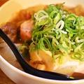 料理メニュー写真牛すじ豆腐の母さん煮