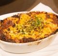 料理メニュー写真お肉のラザニア