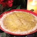 料理メニュー写真4種のチーズと蜂蜜のクアトロフォルマッジ