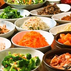 韓味楽のおすすめ料理1