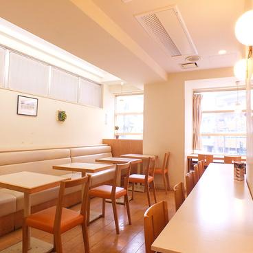 デンマークベーカリーカフェレストランの雰囲気1