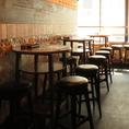 ◆団体様対応可◆テーブルレイアウトで10名様程度のご宴会も◎