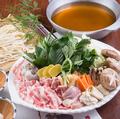 料理メニュー写真うどんすき鍋