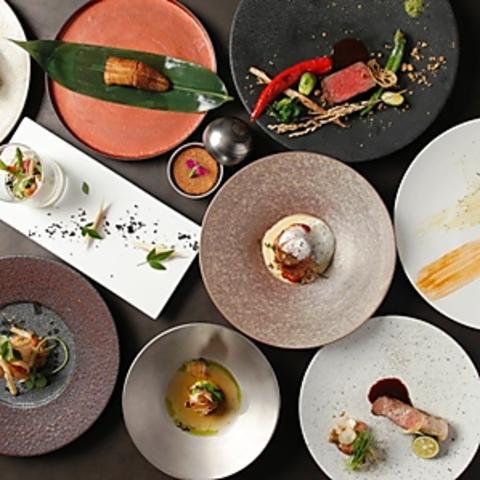 Restaurant RASPBERRYwith MOON BARは『新和食:MODERN JAPANESE』へ