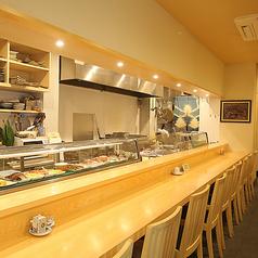 磯魚料理 寿司 安さん 本店の雰囲気1
