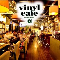 ヴァイナルカフェ vinyl cafe 天神今泉店の写真