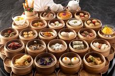 中国料理レストラン居易園のコース写真