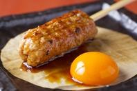 自慢の鶏料理の数々