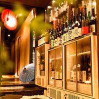 日本酒品揃え立川ナンバーワンの自信があります。