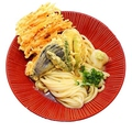 料理メニュー写真野菜天ぶっかけ