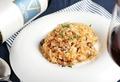 料理メニュー写真いろいろ木の子とポルチーニ茸のリゾット