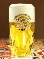 生ビールも390円!