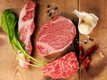 塩で味わう。飾り気のない肉そのものの味を楽しんで下さい。