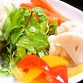料理メニュー写真お野菜のピクルス