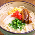 料理メニュー写真沖縄そば (レギュラー)