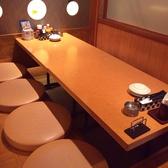 <岡本駅、摂津本山駅から徒歩1分の好立地>掘りごたつのお席でゆっくりと♪
