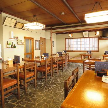 東松山 生蕎麦 月見やの雰囲気1