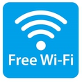 当店はWi-Fi完備です。ネット環境気にせずお楽しみ頂けます。