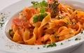 料理メニュー写真オマールソースのトマトクリームパスタ