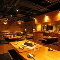 食洞空間 和楽 広島本店の雰囲気1