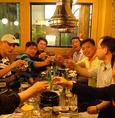 0名までの大人数でのご宴会もOK★貸切は最低30名~になります♪美味しいお肉と韓国料理に舌鼓なさってください!