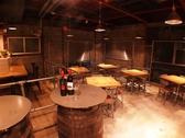 Wine Bar 3RiSE ワインバー ミライズの雰囲気3