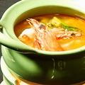料理メニュー写真パラゴンのトムヤンクン(辛さ2)