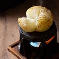 料理メニュー写真玉葱の溶岩焼き