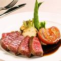 料理メニュー写真静岡県産A-5ランク 和牛のロースト
