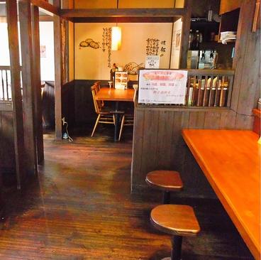 らー麺 藤吉 平野店の雰囲気1