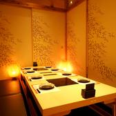 博多もつ鍋と地鶏水炊き専門店 そら 筑紫口店の雰囲気2