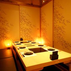 博多もつ鍋と地鶏水炊き専門店 そら 筑紫口店の雰囲気1
