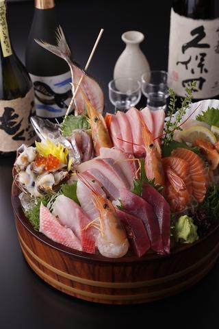 魚と地酒 魚豊 八丁堀店