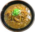 料理メニュー写真カレー丼