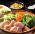料理メニュー写真薩摩地鶏鍋
