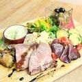 料理メニュー写真VIVOの前菜盛り合わせ 5種