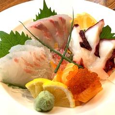 山口さんのおすすめ鮮魚ノお刺身